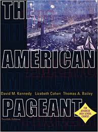 the american pageant a history of the republic 12th
