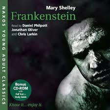 frankenstein abridged u2013 naxos audiobooks