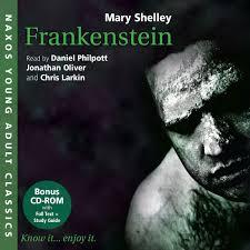 frankenstein abridged u2013 naxos audiobooks