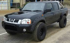 nissan hardbody 4x4 pimped pickup truck images public domain pictures page 1