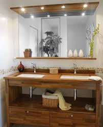 meubles en bambou awesome meuble salle de bains pas cher photos amazing house