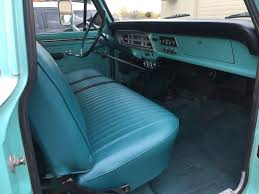 Classic Ford Truck Bench Seats - this 1967 ford f 100 highboy is perfect ford trucks com