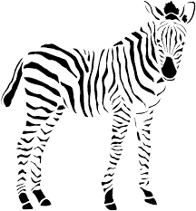 printable zebra coloring pagesgif coloring pages zebra gianfreda net