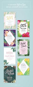 tropical themed wedding invitations pretty wedding paper wedding invitation ideas inspiration