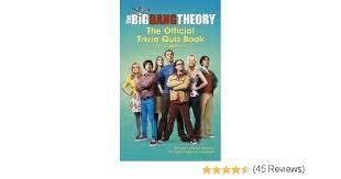 amazon black friday big bang theory the big bang theory trivia quiz book amazon co uk warner bros