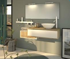 meuble de salle de bain original meuble salle de bain 2 tiroirs une vasque fabrication française