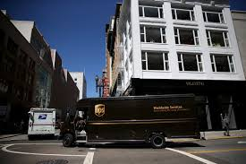 Ups Ground Shipping Map Ups Ground Delivery Saturday Deliveries To Begin In April Money