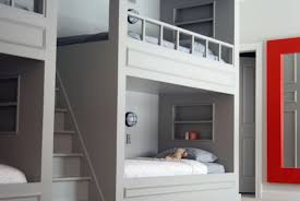 4 Bed Bunk Bed Full Over Full Bunk Bed Plans Home Design Ideas