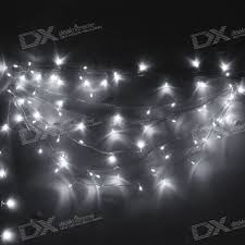 6500k white led string lights 10m 220v free shipping dealextreme