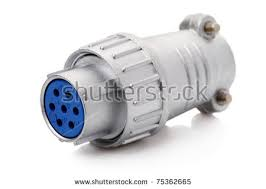 new blue electric motor isolated on stock photo 705005959