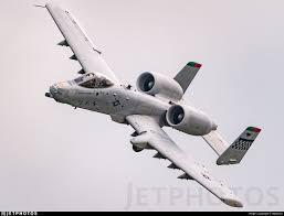 Fairchild 82 0651 Fairchild A 10c Thunderbolt Ii United States Us Air