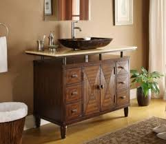 Bathroom Sinks And Cabinets Ideas by Small Bathroom Vanities With Vessel Sinks Home Design Ideas And