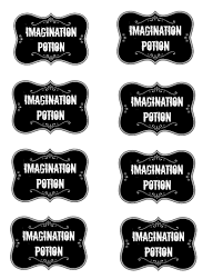 Free Printable Halloween Potion Labels by Imagination Potion And Our Favorite Halloween Kids U0027 Books I Dig