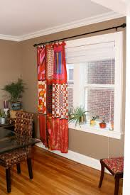 Scarf Curtains Spice Up Your Space Scarf Curtains Style Pepper