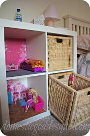 Best Toy Organizer by Come Fare Una Barbie House Da Un Scaffale Ikea Expedit Best Toys