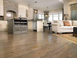 vinyl flooring with oak kitchen cabinets maple hardwood floors