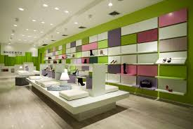cool interior design for shoes shop home decoration ideas