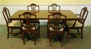 Antiques Dining Tables Dining Room Chairs To Complete Your Dining Table Designwalls Com