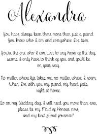 will you be my bridesmaid poems the 25 best bridesmaid poems ideas on just engaged