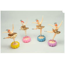 ballerina cake toppers buy ballerina party supplies online at build a birthday nz