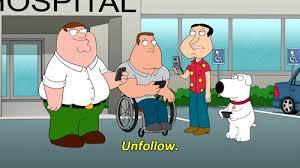 Quagmire Meme - unfollowed glenn quagmire gif by family guy find share on giphy