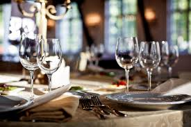 restaurant table setting zamp co