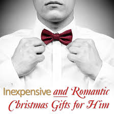 Romantic Gifts For Him For Christmas - inexpensive and cheap romantic gifts for him christmas gifts