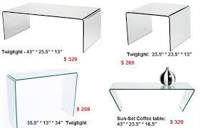 all glass coffee table coffee tables ottawa modern coffee tables ottawa glass coffee