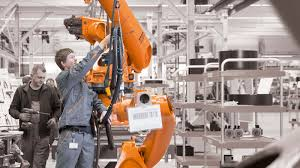 industrial mechanic kuka ag