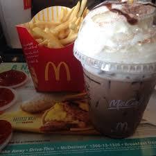 Coffe Di Mcd mcdonald s mccaf礬 fast food restaurant in kuching