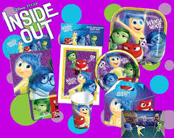 inside out party inside out set birthday party inside out party supplies inside out