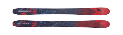 enforcer s flat nordica skis and boots