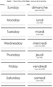 best 25 french worksheets ideas on pinterest french course