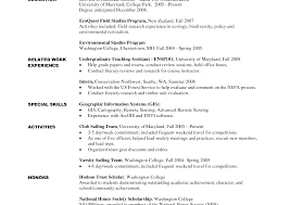 how to write a college resume sle how to write internship resume intern great nursing
