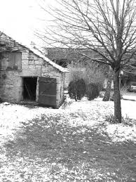 free images snow winter black and white house home pool