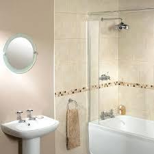Shower Door Water Guard Awesome Glass Shower Splash Guard Ideas Bathtub For Bathroom
