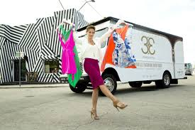 bungalow 33 truck popping up to sell designer duds at the vagabond
