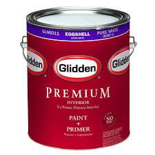 glidden premium 1 gal eggshell interior paint gln6013 01 the