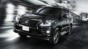 lexus supercharger lexus launches supercharged lx 570 in middle east autoblog