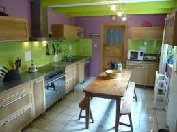 cuisine verte et marron superior cuisine beige et bois 2 aménagement deco cuisine vert