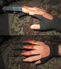 Kids Freddy Krueger Halloween Costume Halloween Freddy Krueger Glove