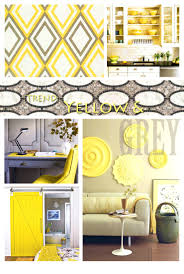 Yellow Curtains Nursery by Bedroom Captivating Images About Grey And Yellow Office Ideas