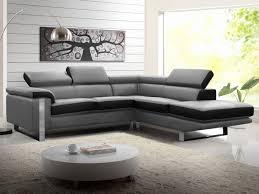 canap design canape d angle contemporain cuir frische canap cuir blanc design