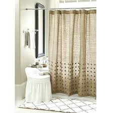 Rustic Shower Curtains Burlap Shower Curtains Teawing Co