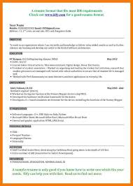 Best Engineering Resumes by 7 Best Resume Format For Engineers Mailroom Clerk