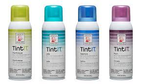 tintit sprays dm color