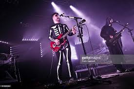Halloween Band Costumes White Lies Perform Berlin Photos Images Getty Images
