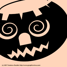 halloween shapes fonts eps for coreldraw psp word indesign