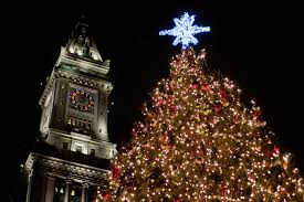 the kensington goes out boston s annual tree lighting