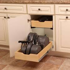articles with under cabinet pot organizer tag cabinet pot